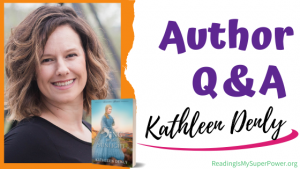 Author Interview (and a Giveaway!): Kathleen Denly & Sing in the Sunlight