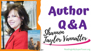 Author Interview (and a Giveaway!): Shannon Taylor Vannatter & A Texas Bond