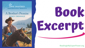 Book Spotlight (and a Giveaway!): A Brother's Promise by Mindy Obenhaus