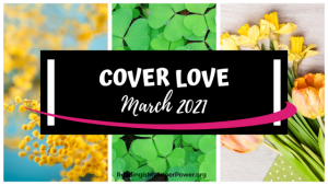 Cover Love: Spell the Month in Books – March 2021