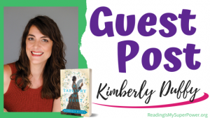 Guest Post (and a Giveaway!): Kimberly Duffy & A Tapestry of Light