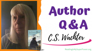 Author Interview: C. S. Wachter & The Seven Words series