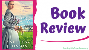 Book Review: Mending Hearts by Janice Kay Johnson
