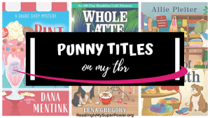 Top Ten Tuesday: Punny Titles On My TBR