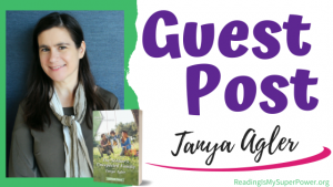 Guest Post (and a Giveaway!): Tanya Agler & The Soldier's Unexpected Family