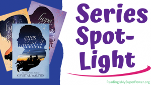 Series Spotlight (and a Free Book!): the Unveiled Series by Crystal Walton