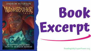 Book Spotlight (and a Giveaway!): Wingfeather Tales by Andrew Peterson