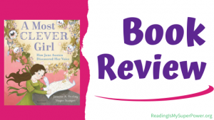 Book Review (and a Giveaway!): A Most Clever Girl by Jasmine Stirling