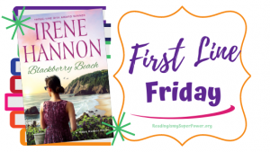 First Line Friday (and a Giveaway!): Blackberry Beach