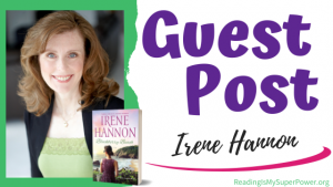 Guest Post (and a Giveaway!): Irene Hannon & Blackberry Beach
