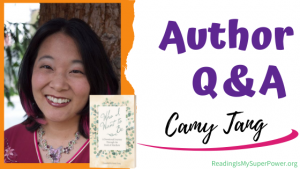 Author Interview (and a Giveaway!): Camy Tang & Who I Want to Be