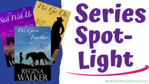 Series Spotlight (and a Giveaway!): Then Comes Hope collection by Regina Walker