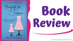 Book Review (and a Giveaway!): Beneath the Seams by Peyton H. Roberts