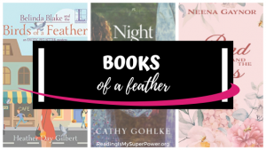 Top Ten Tuesday: Books of a Feather, or Books with Bird Words in the Titles