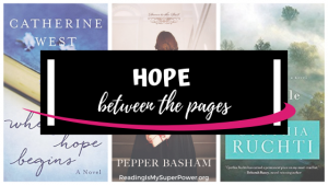 Top Ten Tuesday: Hope Between The Pages