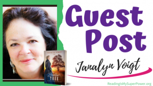 Guest Post (and a Giveaway!): Janalyn Voigt & The Promise Tree