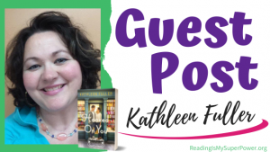 Guest Post (and a Giveaway!): Kathleen Fuller & Hooked On You