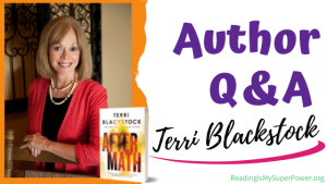 Author Interview (and a Giveaway!): Terri Blackstock & Aftermath
