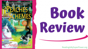 Book Review (and a Giveaway!): Peaches and Schemes by Anna Gerard