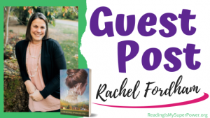 Guest Post (and a Giveaway!): Rachel Fordham & A Lady in Attendance