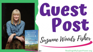 Guest Post (and a Giveaway!): Suzanne Woods Fisher & At Lighthouse Point