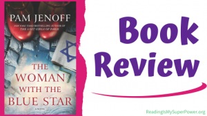 Book Review: The Woman with the Blue Star by Pam Jenoff