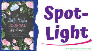 Book Spotlight (and a Giveaway!): A Bible Study Journal for Women