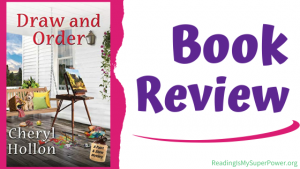 Book Review (and a Giveaway!): Draw and Order by Cheryl Hollon