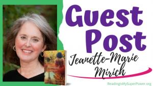 Guest Post: Jeanette-Marie Mirich & You Promised Me Paris