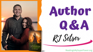 Author Interview: RJ Setser & A Queen is Knighted