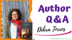 Author Interview (and a Giveaway!): Debra Torres & Forbidden Gift