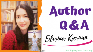 Author Interview (and a Giveaway!): Edwina Kiernan & Pearl's Promise