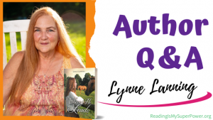 Author Interview (and a Giveaway!): Lynne Lanning & Where He Leads