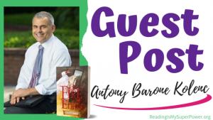 Guest Post: Antony Barone Kolenc & The Fire of Eden
