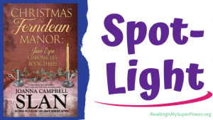 Book Spotlight (and a Giveaway!): Christmas at Ferndean Manor by Joanna Campbell Slan