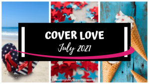 Cover Love: Spell the Month in Books – July 2021