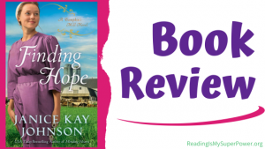 Book Review: Finding Hope by Janice Kay Johnson