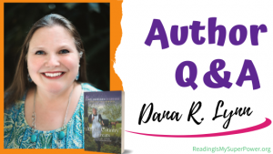 Author Interview (and a Giveaway!): Dana R. Lynn & Amish Country Threats