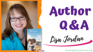 Author Interview (and a Giveaway!): Lisa Jordan & The Father He Deserves
