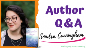 Author Interview (and a Giveaway!): Sondra Cunningham & Lavender Tears