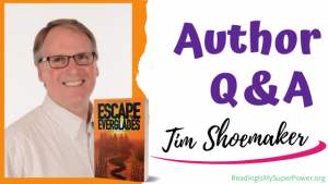 Author Interview (and a Giveaway!): Tim Shoemaker & Escape From the Everglades