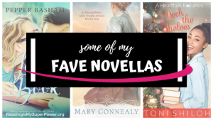 Top Ten Tuesday: Some of My Fave Novellas