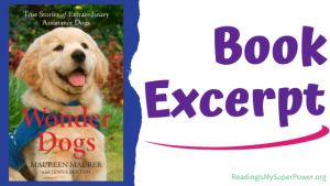 Book Spotlight (and a Giveaway!: Wonder Dogs by Maureen Maurer with Jenna Benton