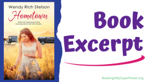 Book Spotlight (and a Giveaway!): Hometown by Wendy Rich Stetson