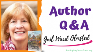 Author Interview (and a Giveaway!): Gail Ward Olmsted & Landscape of a Marriage