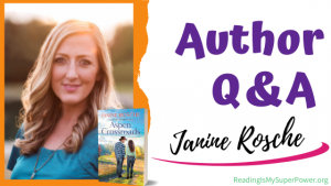 Author Interview (and a Giveaway!): Janine Rosche & Aspen Crossroads