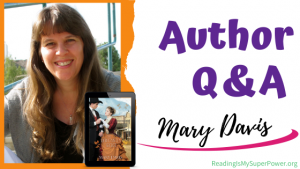 Author Interview (and a Giveaway!): Mary Davis & The Debutante's Secret