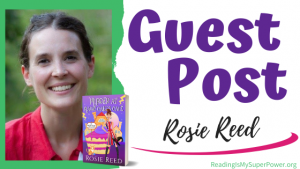 Guest Post: Rosie Reed & Murder at Magic Cakes Cafe