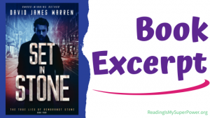 Book Spotlight (and a Giveaway!): Set in Stone by David James Warren