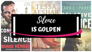 Top Ten Tuesday: Silence (in the title) is Golden